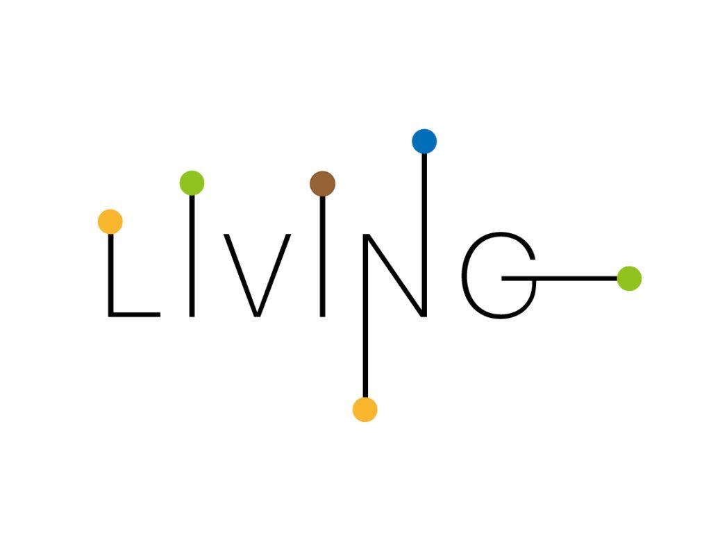 ミッドセンチュリースタイルのロゴデザイン
